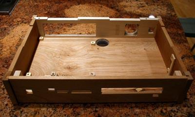 Wooden Computer Case 05