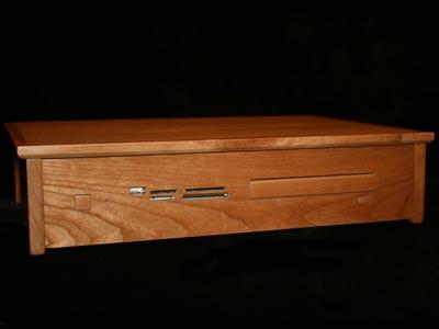 Wooden Computer Case 08