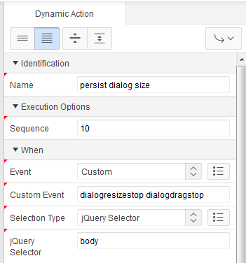 How to persist APEX dialog size and position – HardLikeSoftware